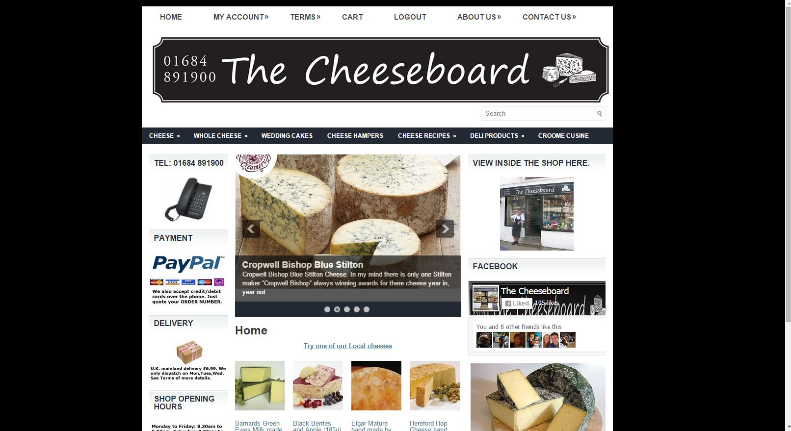 The Cheeseboard Malvern
